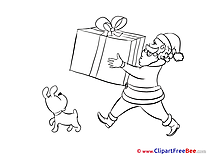 Big Present download Clipart New Year Cliparts
