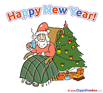 Christmas Eve Clipart New Year free Images