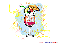 Cocktail Clipart New Year free Images