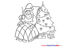 Coffee Chair Clipart New Year free Images