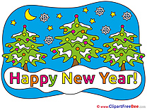 Forest Pics New Year free Cliparts