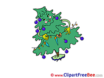 Holiday New Year download Illustration