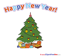 Tree free Illustration New Year