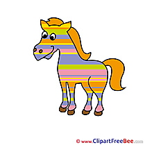Beautiful Cliparts Horse for free