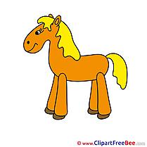 Horse Animal download Illustration