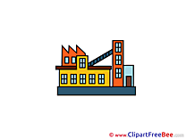 House Industry free printable Cliparts and Images