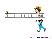 Ladder Builder Pics printable Cliparts
