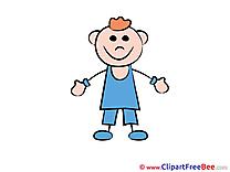 Boy Clipart Kindergarten free Images