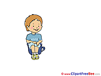 Pee Kid download Clipart Kindergarten Cliparts