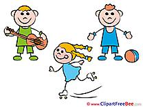 Recess Children Pics Kindergarten free Image