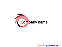 Corporation printable Illustrations Logo