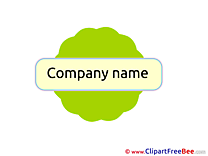 Green Brand Clipart Logo free Images