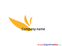 Yellow download Clipart Logo Cliparts