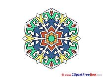 Download Clipart Mandala Cliparts
