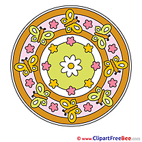Download Mandala Illustration for free