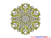 Free Illustration Mandala