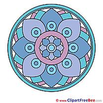 Pic Mandala Illustration