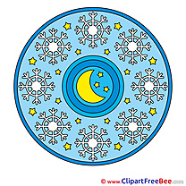 Religion Mandala free Images download