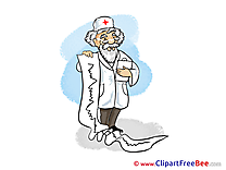 Cardiogram Man Medicine Pics free Illustration