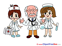 Doctor Nurses Clipart free Image download