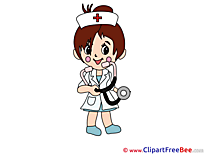 Image Girl Stethoscope Images download free Cliparts