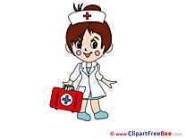 Medical Kit Nurse Pics free Illustration
