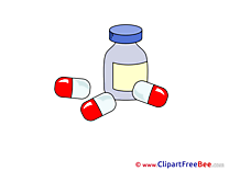 Medicaments free printable Cliparts and Images