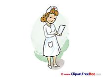 Nurse Pics download Illustration