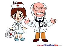 Professor Nurse Medical Kit Images download free Cliparts