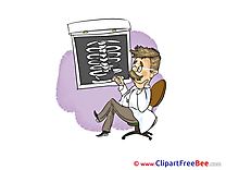 Radiogram Doctor free Cliparts for download