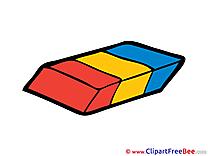 Eraser Clipart free Illustrations
