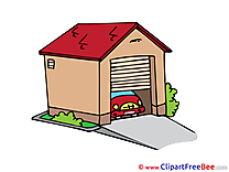 Garage free Cliparts for download