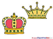 King's Crown Pics download Illustration