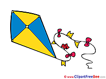 Kite printable Illustrations for free