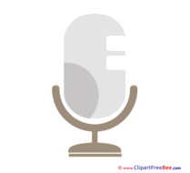 Microphone free Cliparts for download