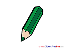 Pencil Clipart free Illustrations