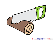 Saw Log free Cliparts for download