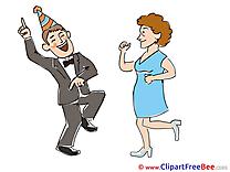 Celebration Man Woman Pics Party free Image
