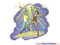 Image Dancers Pics Party free Cliparts