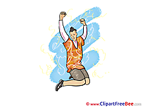 Jumping Boy Dancer Pics Party free Image