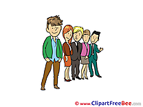 Collective People download Clip Art for free