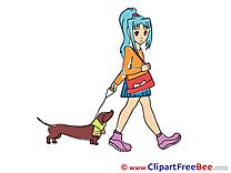 Dog Girl Pics free download Image