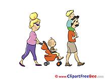 Family Pics free Illustration