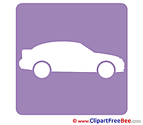 Car Clipart Pictogrammes Illustrations