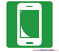 Smartphone Clipart Pictogrammes free Images