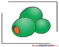 Olives free printable Cliparts and Images