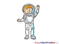 Astronaut Pics free download Image
