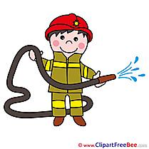 Firefighter free Illustration download