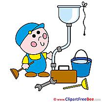 Kid Plumber Pics free download Image