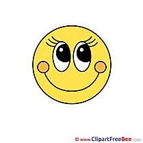 Big Smile Pics Smiles Illustration